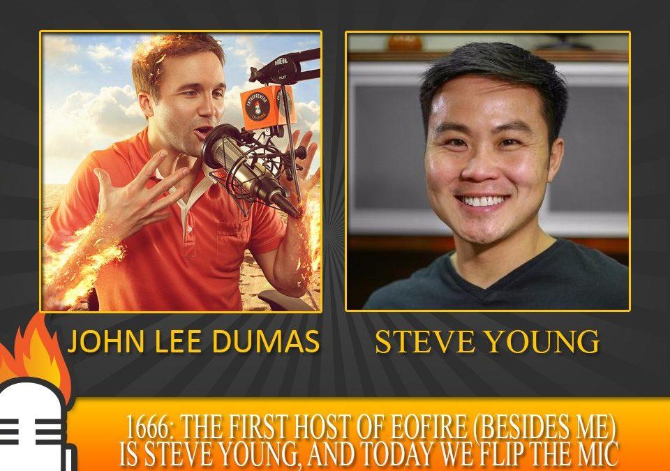 An Interview on EOFire: The FIRST host of EOFire (besides John)