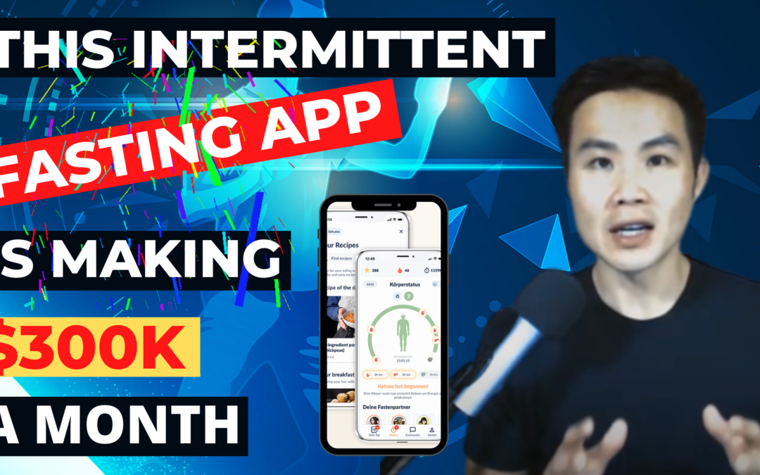 This Intermittent Fasting App is Making $300K a Month