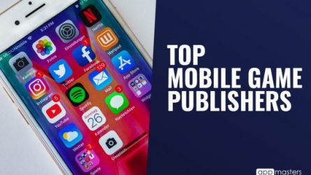 Top Mobile Game Publishers List (with Contact Info)