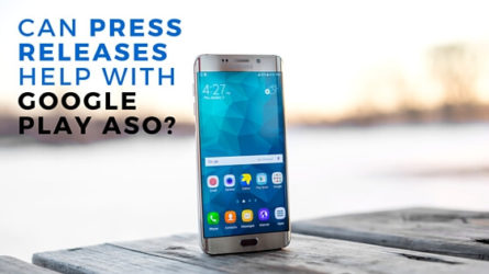 May 2016: Can press releases help with Google Play ASO?