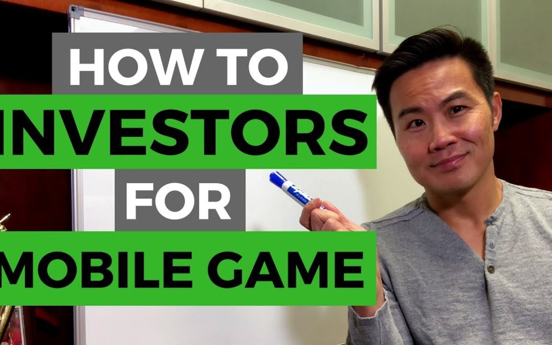 How to Find Investors for a Mobile Game