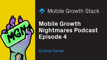 An Interview on Mobile Growth Nightmares: ASO, growth hacking and entrepreneurship
