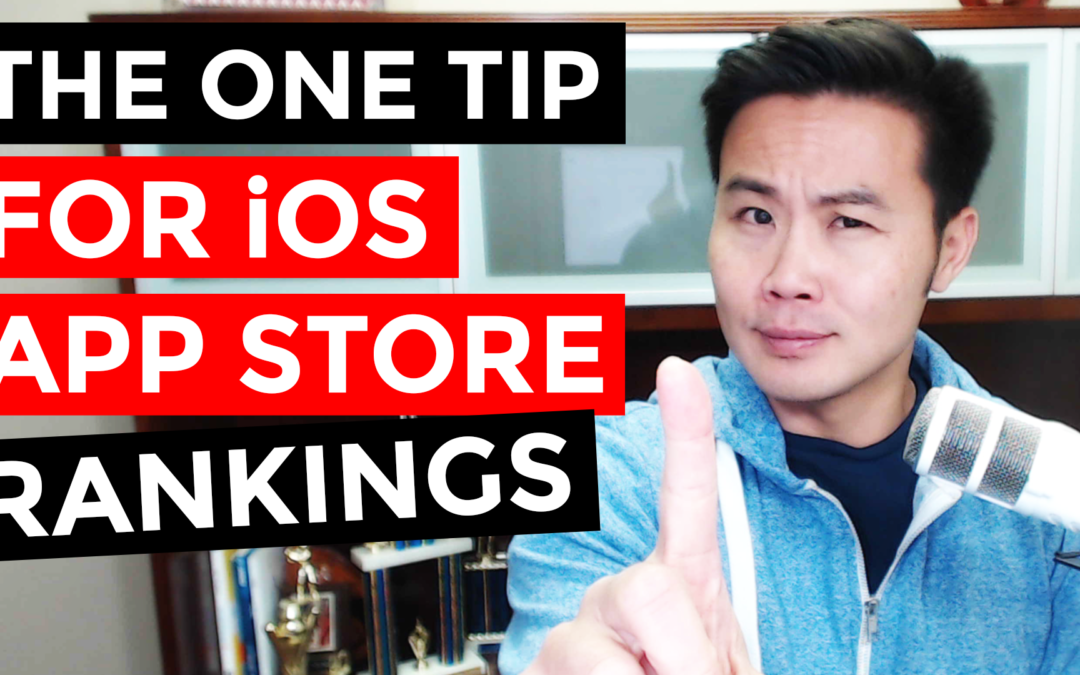 How to Get Good Rankings in the iOS App Store